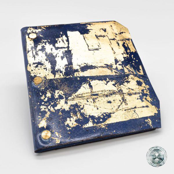 Agendă Breely Story lucrată manual din piele. Mistique. Handmade